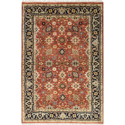Serapi Heritage Hand-Knotted Brown/Beige Area Rug