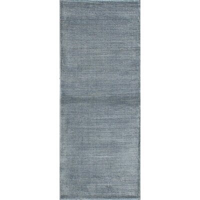 Don Hand-Knotted Gray Area Rug