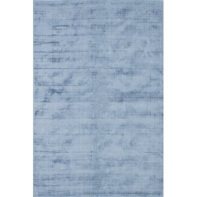 Don Hand-Knotted Blue Area Rug