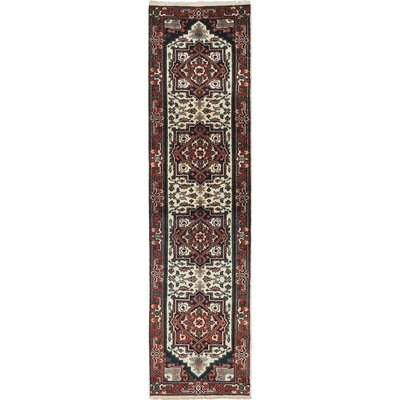 Serapi Heritage Hand-Knotted Copper/Cream Area Rug