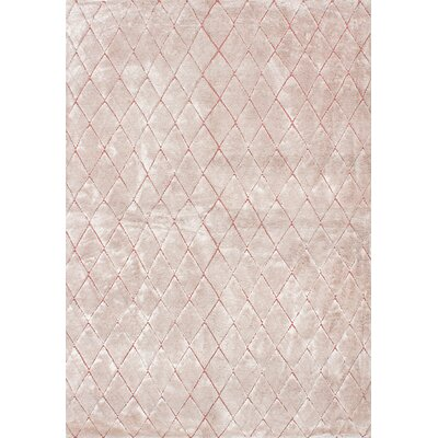 Mystique Hand-Knotted Ivory Area Rug