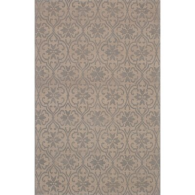 Elina Hand-Tufted Light Gray Area Rug