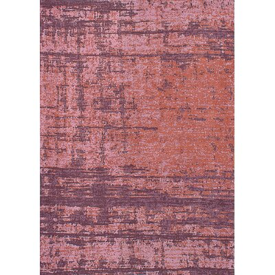 Enchanted Hand-Tufted Copper/Light Pink Area Rug