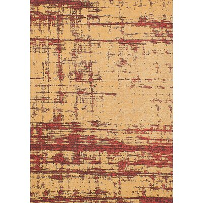 Enchanted Hand-Tufted Light Orange Area Rug