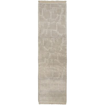 Aurora Abstract Area Rug Rug Size: Runner 28 x 96