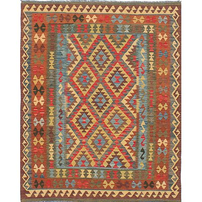 Sivas Handmade Orange Area Rug
