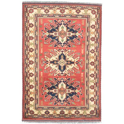 One-of-a-Kind Bunkerville Hand-Knotted Brown Area Rug