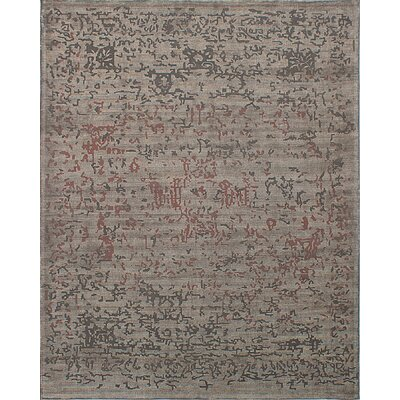 Elina Hand-Tufted Gray Area Rug