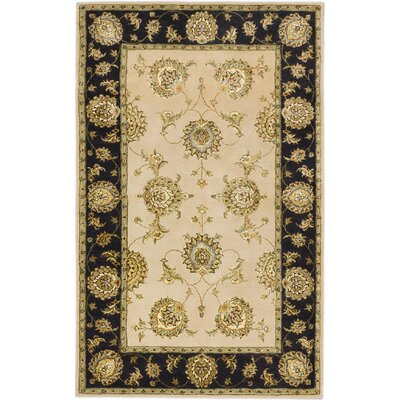 Classic Hand-Tufted Ivory Area�Rug