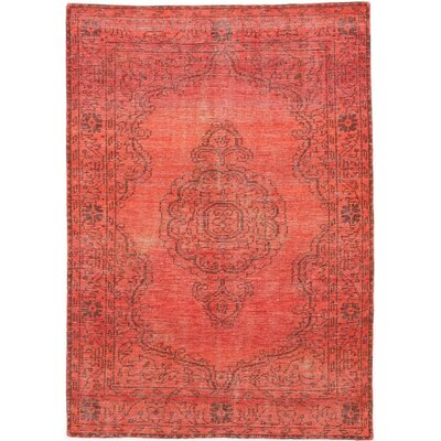 Brewster Hand-Knotted Light Red/Brown Area Rug
