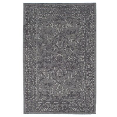Dion Gray Indoor/Outdoor Area Rug