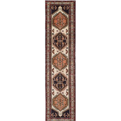 Brooke Hand-Knotted Beige/Brown Area Rug