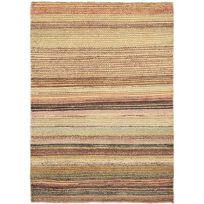 One-of-a-Kind Ziegler Chobi Finest Wool Hand-Knotted Beige Area Rug