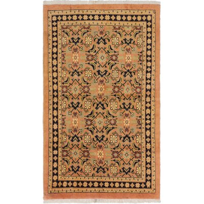Monterrey Hand-Knotted Copper Area Rug