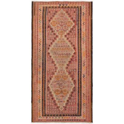 South Pasadena Hand-Woven Copper Area Rug