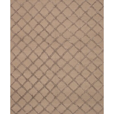 Bonefield Kilim Brown Area Rug Rug Size: 8 x 10