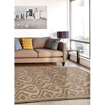 Brundrett Cream/Ivory Area Rug