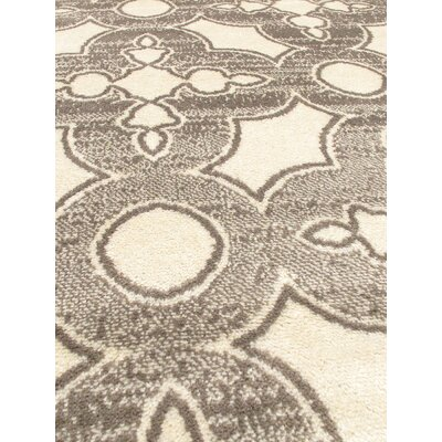 Santos Cream/Gray Area Rug