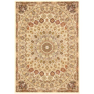 Casen Brown Area Rug Rug Size: 3'11