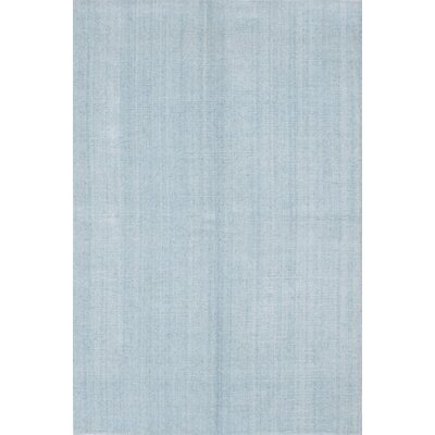 Don Hand-Knotted Light Blue Area Rug