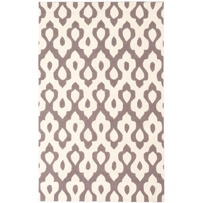 Morrisville Hand-Tufted Cream/Browny Area Rug