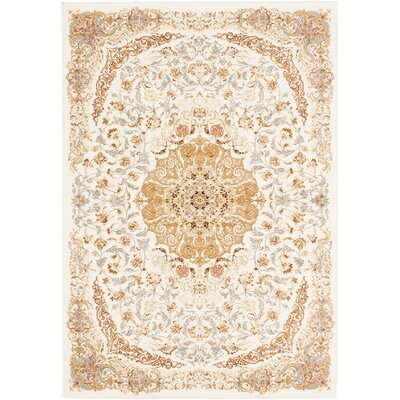 Krittika Copper/Light brown Area Rug Rug Size: 311 x 53