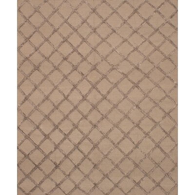 Bonefield Kilim Brown Area Rug Rug Size: 9 x 12