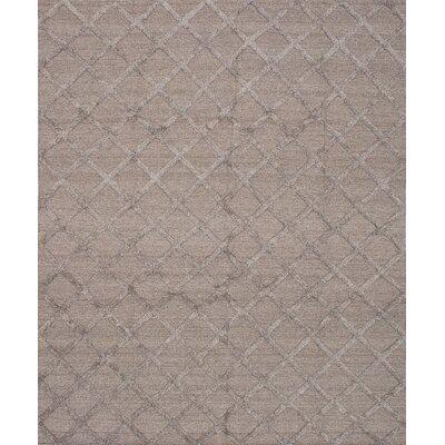 Bonefield Kilim Dark Khaki Area Rug Rug Size: 8 x 10