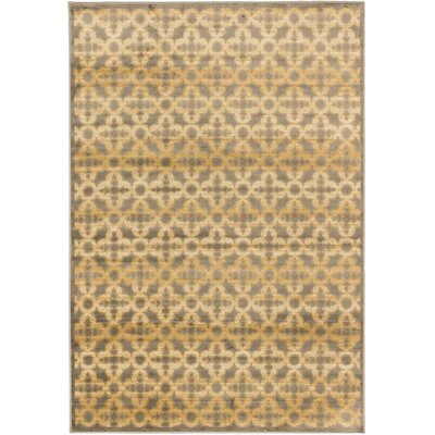 Santos Gray/Brown Area Rug
