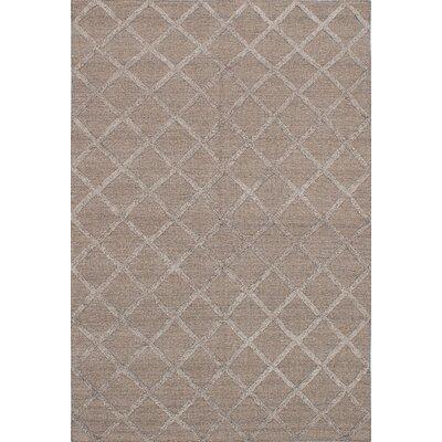 Bonefield Kilim Dark Khaki Area Rug Rug Size: 6 x 810