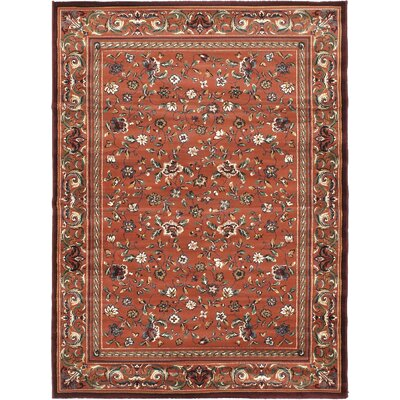 Bruno Copper Area Rug