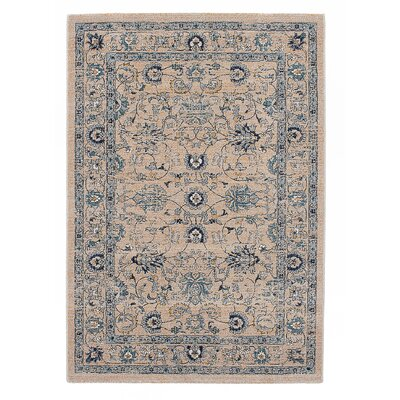 Selah Ivory/Light Gold Area Rug