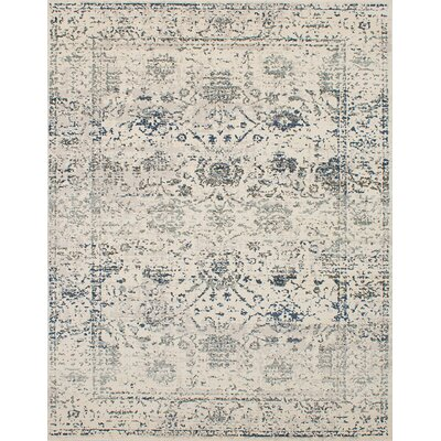 Villers Cream Area Rug Rug Size: Rectangle 710 x 102
