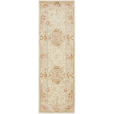Labastide Hand-Tufted Cream Area Rug
