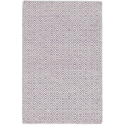 Rosemarie Wool Cream/Light Purple Area Rug