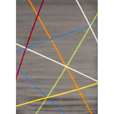 Harford Dark Gray Area Rug