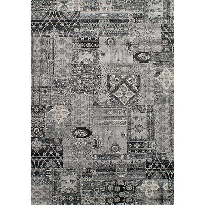 Bessemer Light Gray Area Rug