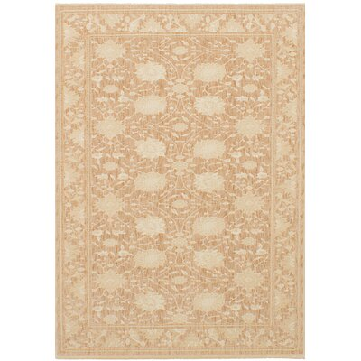 Thomas Ivory/Tan Indoor Area Rug