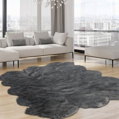 Alli Gray Area Rug