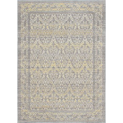 Geralyn Cream/Gray Area Rug