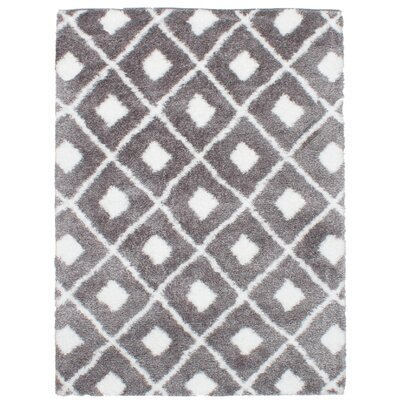 Lindholm Dark Gray Area Rug