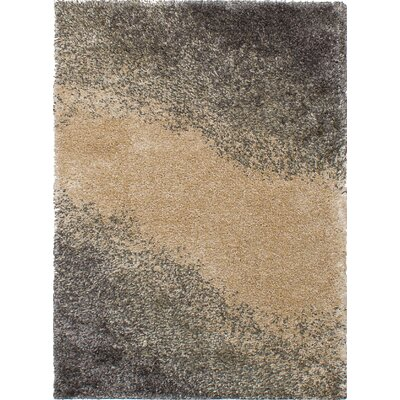 Lindholm Dark Gray/Tan Area Rug