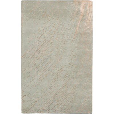 Pepin Hand-Tufted Gray Area Rug