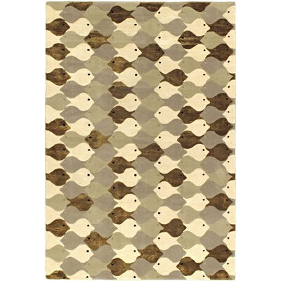 Summer Nemo Multi Rug Rug Size: Rectangle 5 x 8