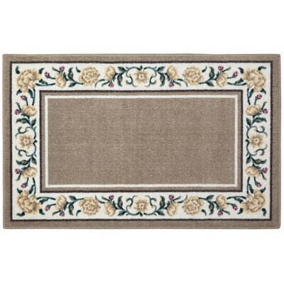 Salina Praline Area Rug Rug Size: Rectangle 33 x 54