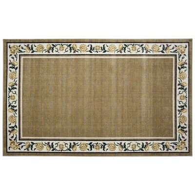 Salina Praline Area Rug Rug Size: Rectangle 5 x 8