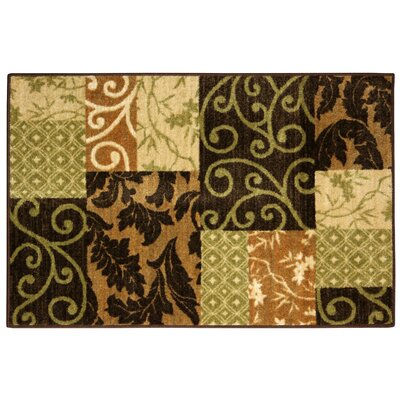 Morinda Night Area Rug Rug Size: 5 x 8