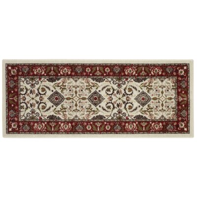 Tarsus Area Rug Rug Size: Rectangle 18 x 5