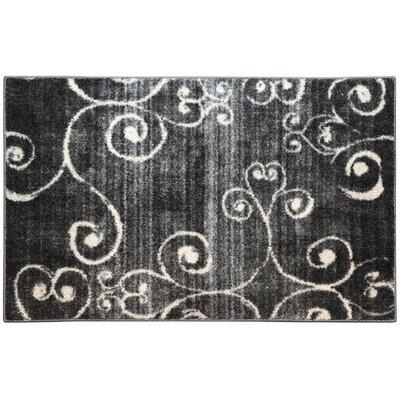 Evanesce Charcoal Area Rug