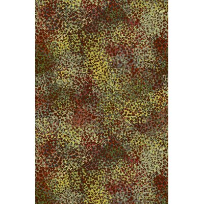 Lydia Brown Indoor Area Rug Rug Size: Rectangle 5 x 8